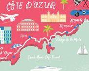 Alsace + Cote d'Azur Trip