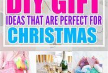 Handmade christmas / Handmade Christmas gift ideas.   gift ideas | holiday | Christmas | handmade |