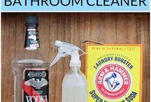 DIY Cleaners / DIY Cleaners, DIY, cleaners, clean home,