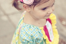 Sew Cute / cute ideas of clothes and things to sew and create