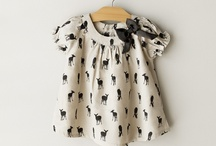 """Little Lady / All things baby girl - but mostly clothes she """"needs."""""""