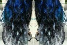 Beauty - Hair Envy / Hair color, hair dye, hair cuts, braids, hair styles, etc.