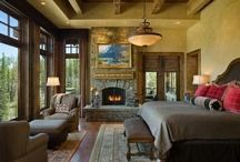 Home: Master Bedrooms / To sleep, perchance to dream... / by Colleen Mooney-Gallagher