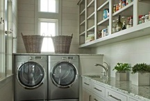 Home: Laundry Rooms / by Colleen Mooney-Gallagher