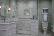Home: Bathrooms / by Colleen Mooney-Gallagher