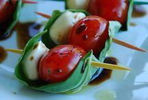 appetizers / by Jill Williams