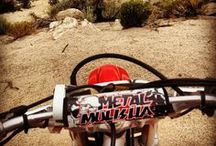 Hit The Dirt / All things freestyle, moto, and off-road / by Metal Mulisha Maidens