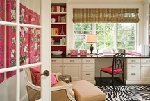 Home: Offices / If I had the perfect office...would I pay my bills on time?  Maybe... / by Colleen Mooney-Gallagher