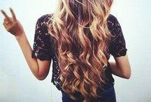 Hair / by Tiffany Troyer