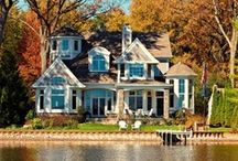 Home: Exteriors / by Colleen Mooney-Gallagher