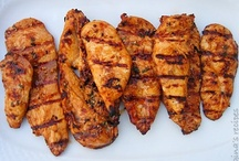 Meals - Grilling / Foods to be grilled.