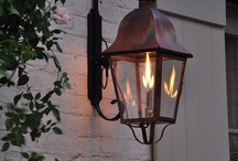 Home: Lighting / by Colleen Mooney-Gallagher