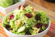 Scrumptious Salad Recipes / Delicious salad recipes.