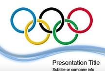 Olympics PowerPoint Templates