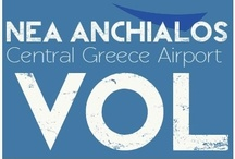 "Central Greece Airport ""Nea Anchialos"" / Nea Anchialos National Airport operated for the first time in 1991. Located 26 km away from the city of Volos and 72 Km away from the City of Larissa.It is easily accessible via E75 motorway."