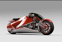 MOTORCYCLES  / by Beatrice Brown-green