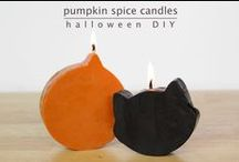 DIY Halloween crafts & treats / by Stacey Merrill