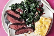 """Recipes 2 try Meats / """"Vegetarians are cool. All I eat are vegetarians--except for the occasional mountain lion steak.""""  ― Ted Nugent"""