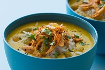 """Recipes 2 try Soups / """"A first-rate soup is more creative than a second-rate painting."""" -Abraham Maslow"""