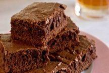 Sweets - Brownies, Blondies & Bars / Recipes & Ideas brownies, blondies, & bars.