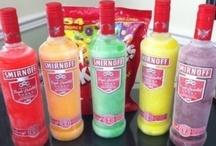 Sips - Big Girl Drinks / Alcoholic Drinks.