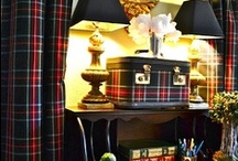 Home: Tartan/Plaid / by Colleen Mooney-Gallagher