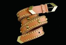 Belts / by Sam Paraday
