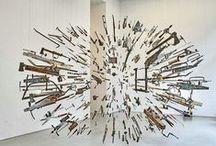 Installation / Indoor art installations of any media