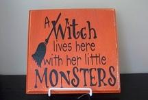 Holidays - Halloween / Halloween Decorations, Costumes, Ideas, Etc.