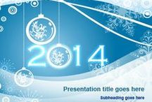 New Year PowerPoint Templates / by Free PowerPoint Templates