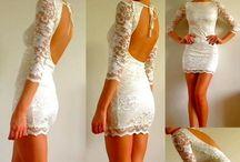 Dresses: Medium Sleeve/Short / by Sam Paraday