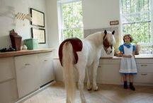 Home: Equestrian Style / by Colleen Mooney-Gallagher