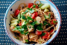 Mmm! Noodles and Stir Fries and Such / by Silja Stanley