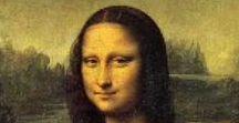 Leonardo da Vinci / Art projects involving Leonardo da Vinci. Mona Lisa, Inventions, Renaissance Man, Renaissance Art