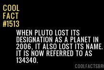 Cool facts / by Sam Paraday