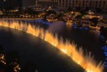 Fountains of Bellagio / This board is in honor of the world-renown Fountains of Bellagio in Las Vegas, Nevada.