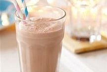 Jif®  Smoothies & Shakes / Frothy, delicious smoothie & shake recipes made with Jif® / by Jif® Peanut Butter