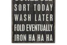 Laundry Room / by Jill Williams
