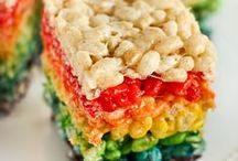 Sweets - Krispies / Rice Krispies treats
