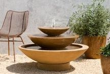 Campania International / Campania International offers an extensive range of products that vary in both style and material. Campania's cast stone collection features products from planters to fountains to statuary and almost everything in between, all manufactured with pride in the U.S.A. All ceramic pieces are manufactured exclusively for Campania in Europe and Asia, ensuring their unique, high quality.