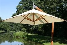 Bambrella Umbrellas / Bambrella's exemplary quality with a passion for detail, natural beauty with a sleek modern design, and sustainable and renewable has made it the premiere shed solution for outdoors. Revolutionary new concept for the outdoor leisure industry and ecologically sound and beautiful natural wood look and feel with sleek, modern design.