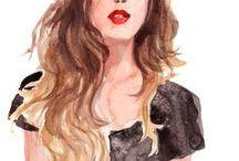 Lipstick and a Smile