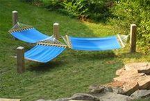 Garden: furniture