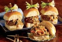 Awesome Appetizers / Start your next gathering with one of these appetizing appetizer recipes!