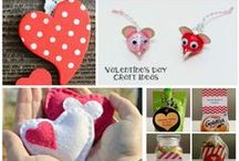 Valentines's Day Crafts and Ideas