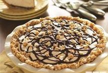 Pie Perfection / Everyone will want to save room for these perfect pies! / by Jif® Peanut Butter