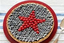 Star Spangled Delights / Complete your celebration with our patriotic dishes.