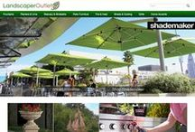 New Site Premier / Check out our new site's design, with many new features, products and promotions!  www.LandscaperOutlet.com — Creating Today's Outdoor Lifestyle