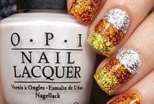 Nails - Holidays / Holiday Inspired Nail Designs