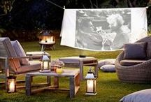 Creative Outdoor Spaces / Check out there unique backyards, gardens, patios and porches to get inspiration for decorating your own! Let us help you create your ideal outdoor living room at LandscaperOutlet.com